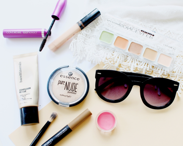 No-Make-up Make-up